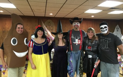 2nd Annual Halloween Chili Cook-Off