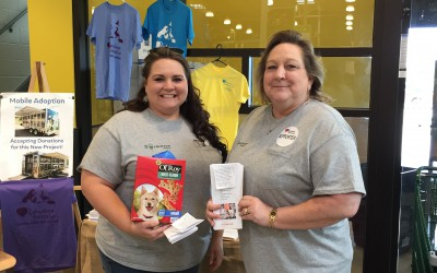 Whole Foods Giving Day to support Richardson AnimalLuv