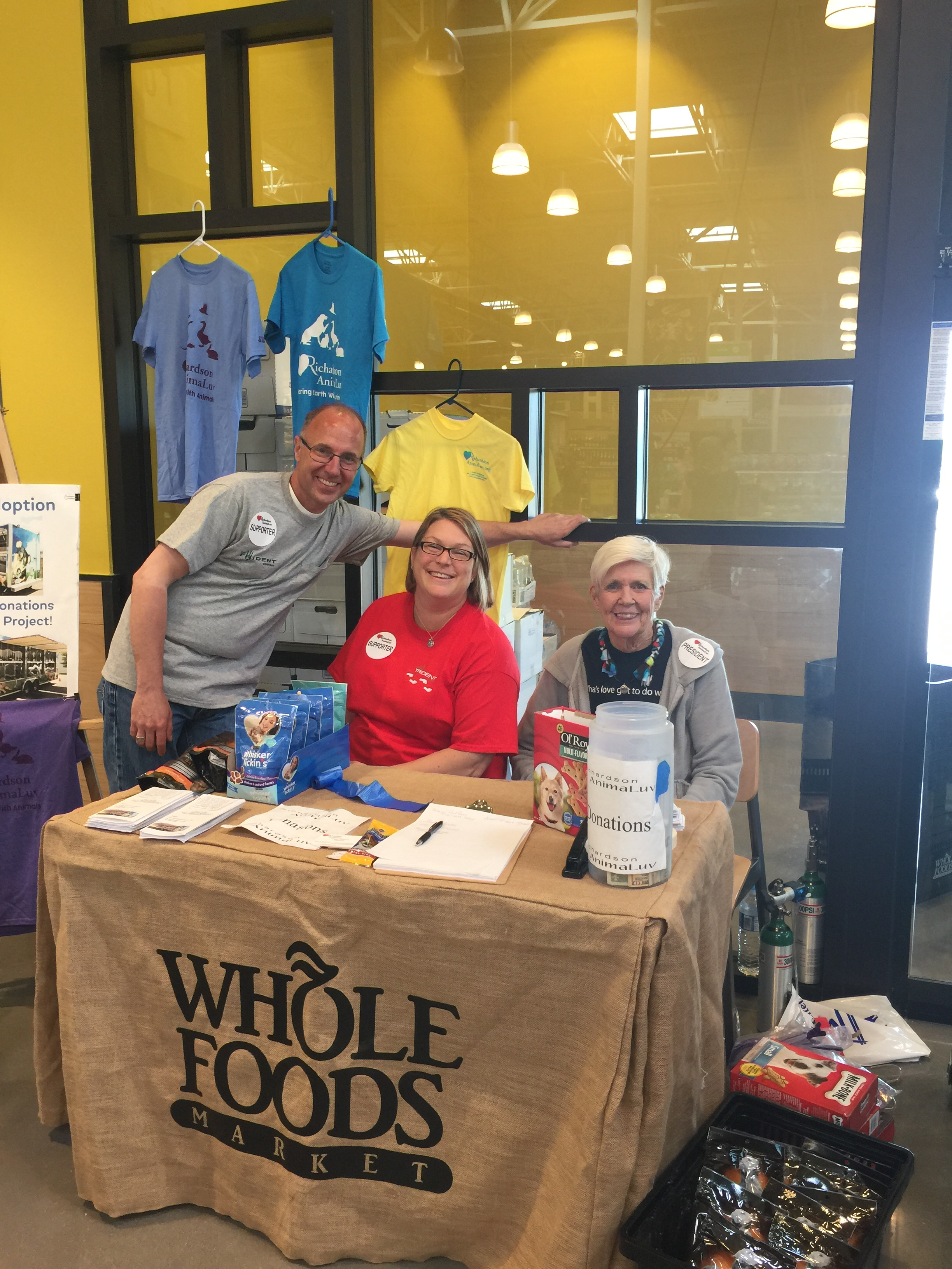 Whole Foods Giving Day