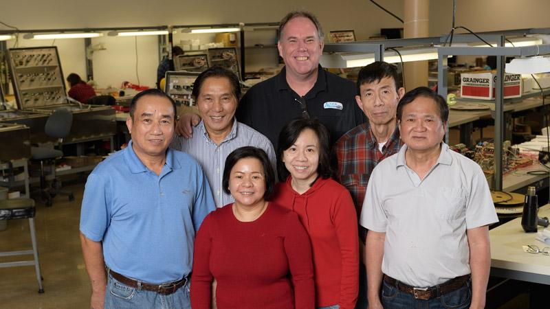 Altair Electronics Team