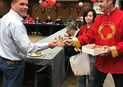 Chinese New Year Celebration at Trident
