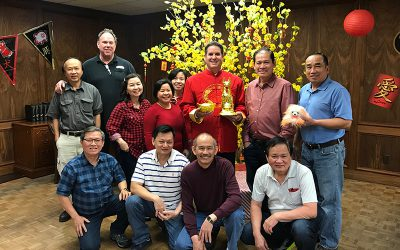 Trident Celebrates the Chinese New Year