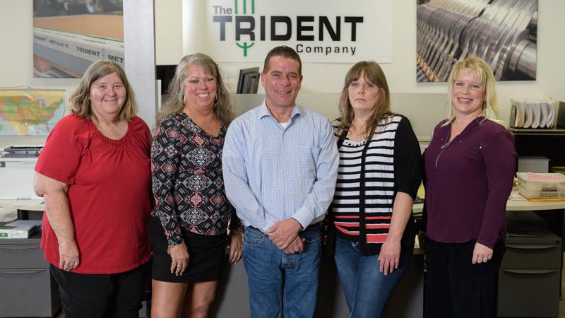 Trident Metals Sales Team
